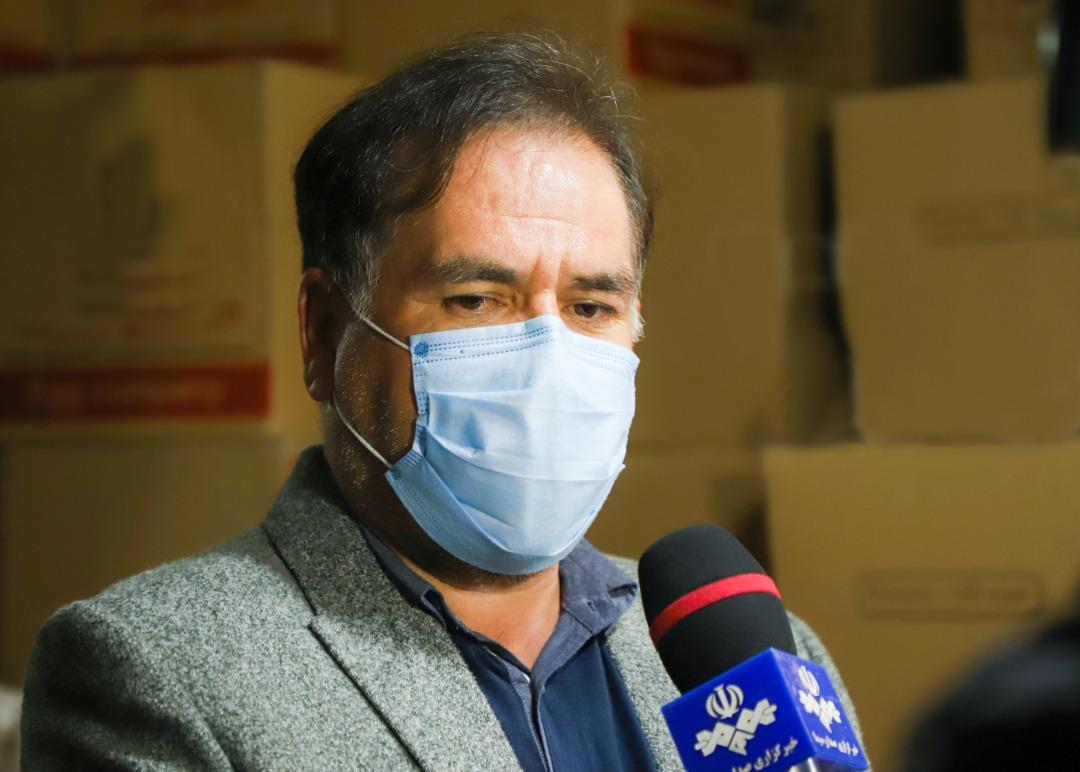 کشف یک کارگاه ساخت مایع ظرفشویی تقلبی در مشهد
